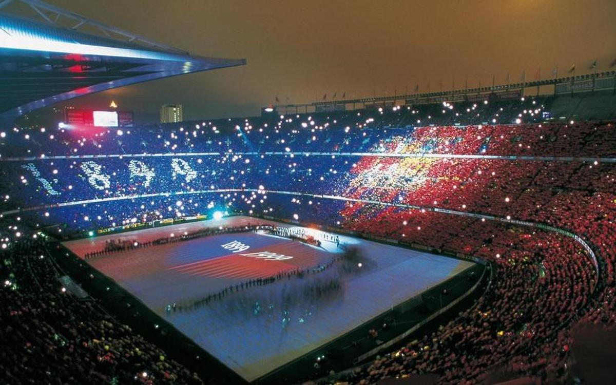 1996-2008. Barça reaches its century
