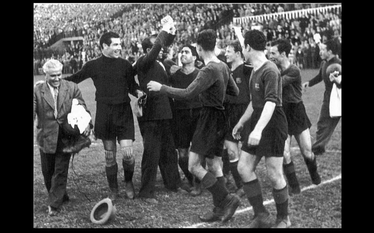 1939-50. Años de perseverancia