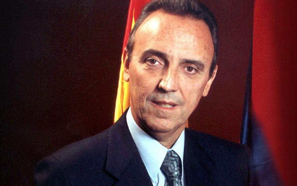 Joan Gaspart i Solves (2000-2003)