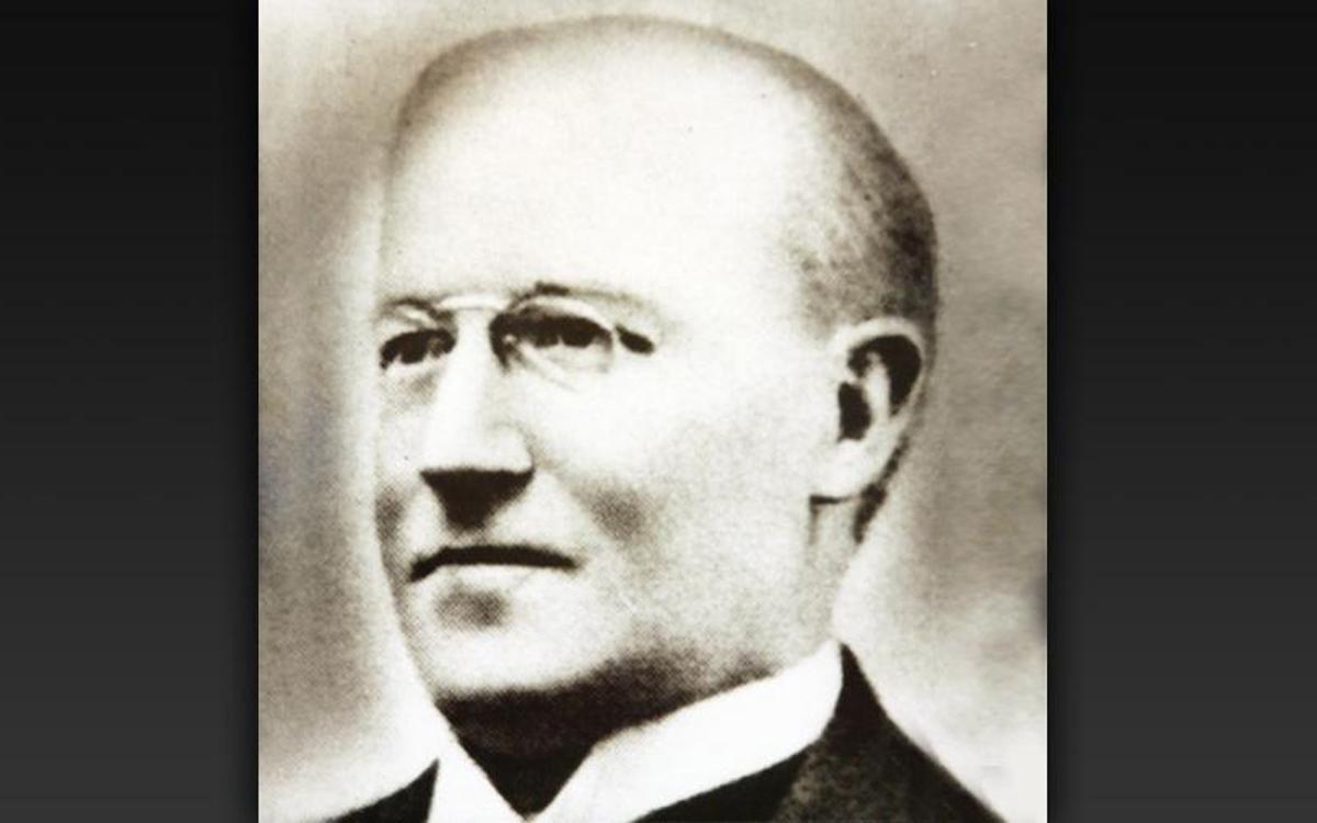 Walter Wild (1899-1901)