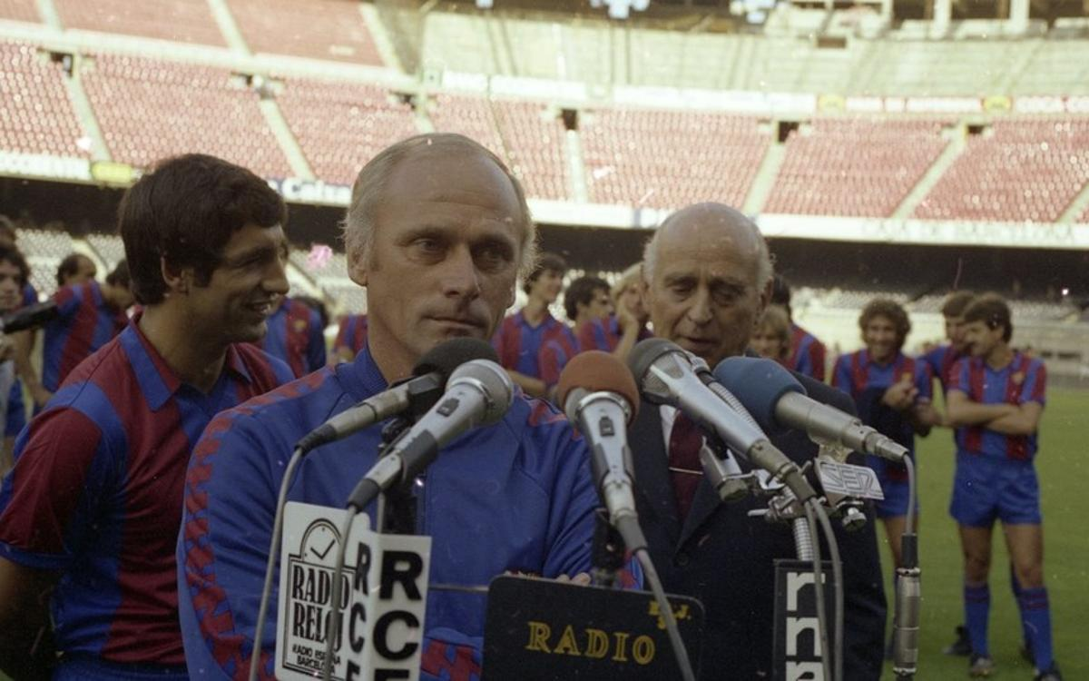 Udo Lattek (1981-83)