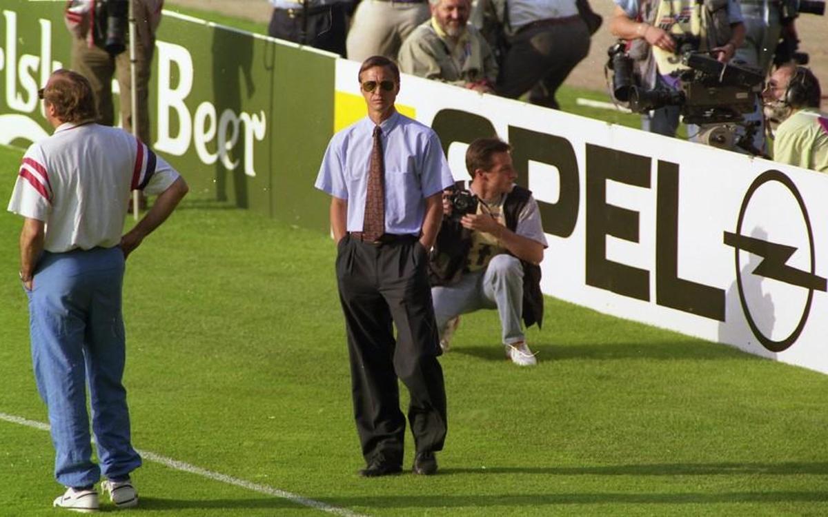 Johan Cruyff (1988-96)