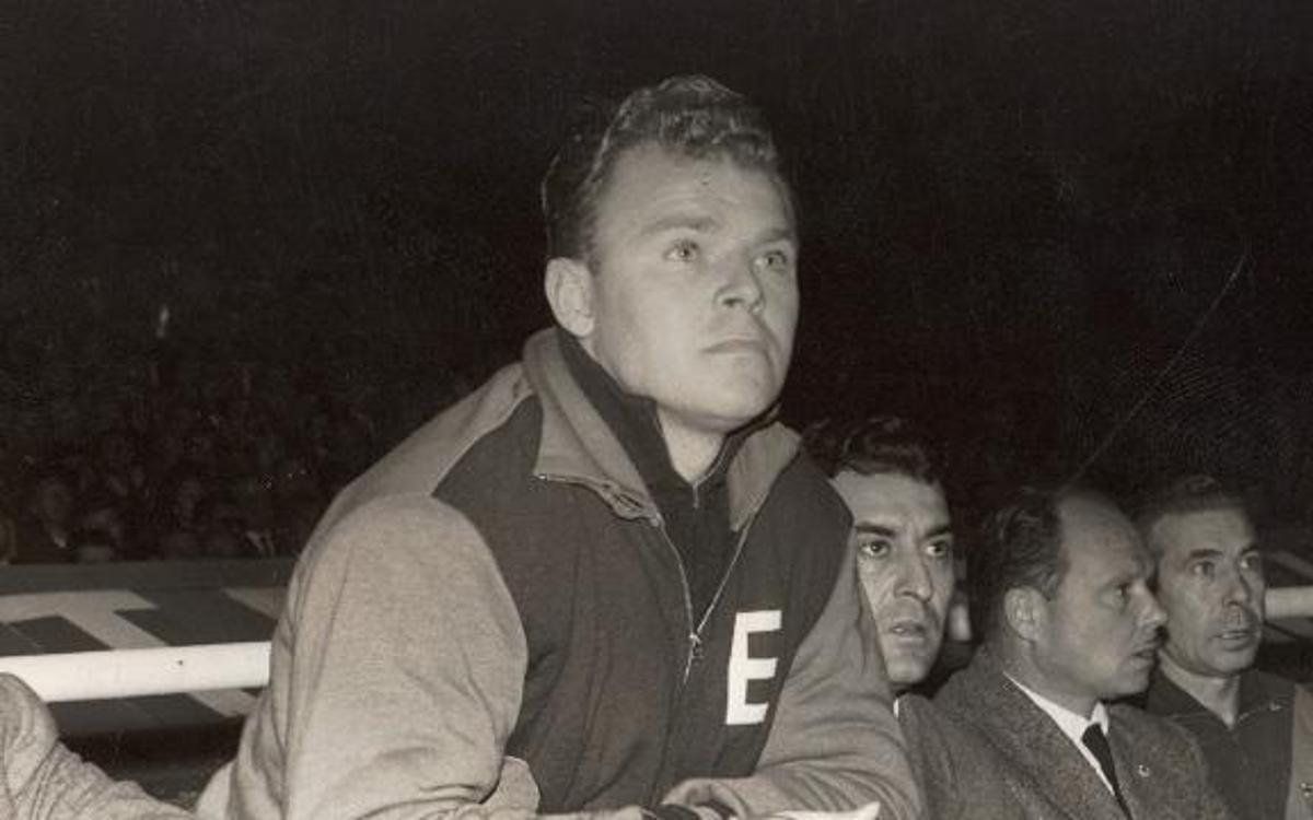 Ladislao Kubala (1962-63 & 1980)