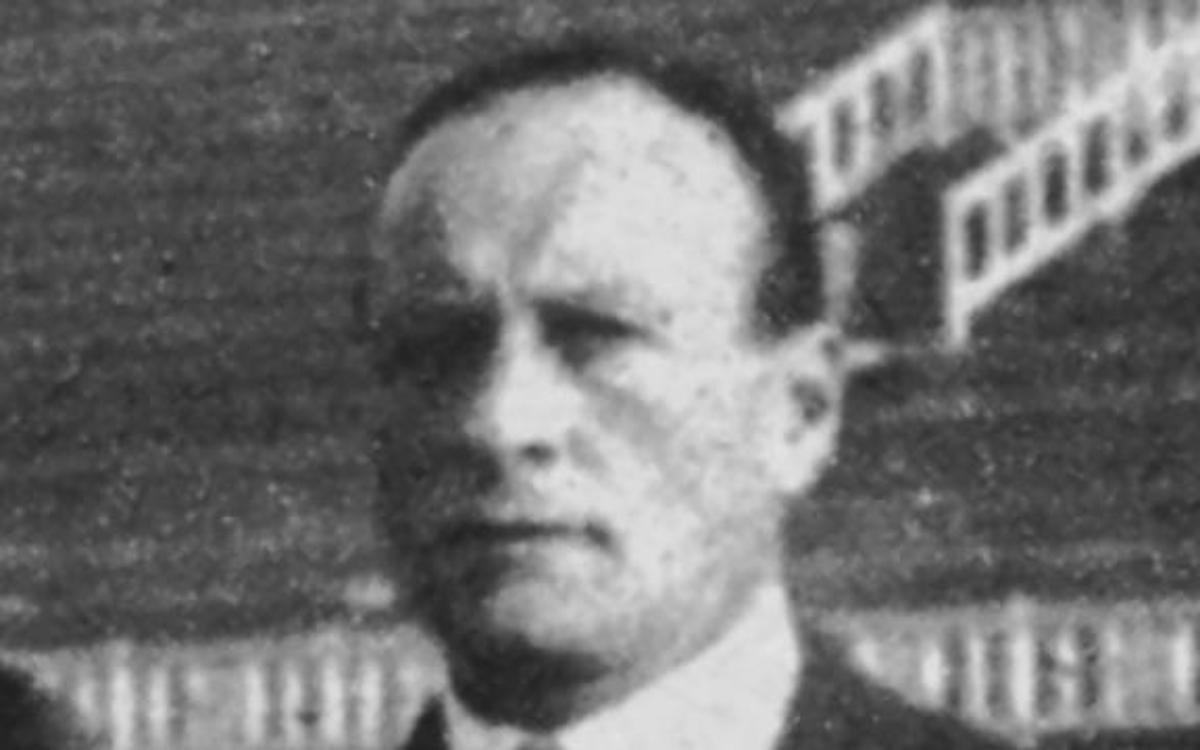 Jesza Poszony (1923 and 1924)