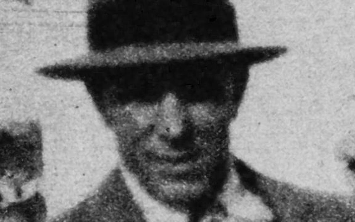 James Bellamy (1929-31)