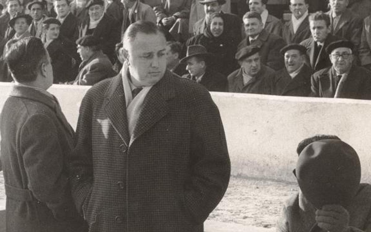 Domènec Balmanya (1956-58)
