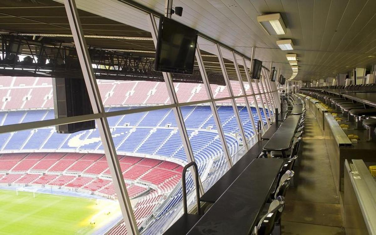 Press Room - Camp Nou