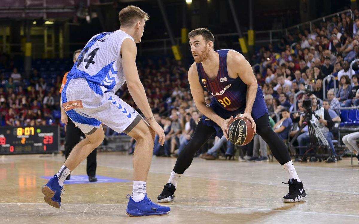 FC Barcelona Lassa - Tecnyconta Zaragoza: Último ensayo antes del Play-off