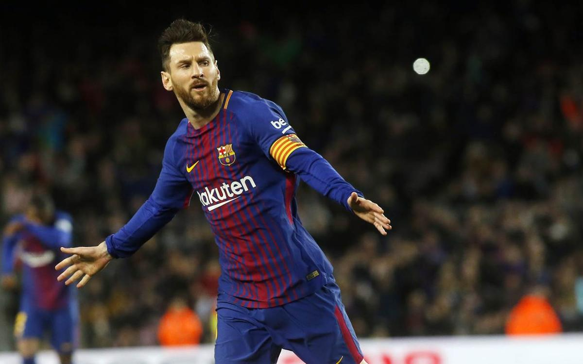 Messi wins La Liga Player of the Month award for April