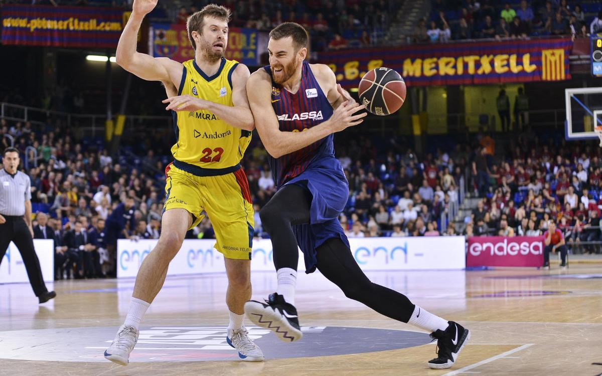 Els possibles rivals del Barça Lassa en els quarts de final del Play-off