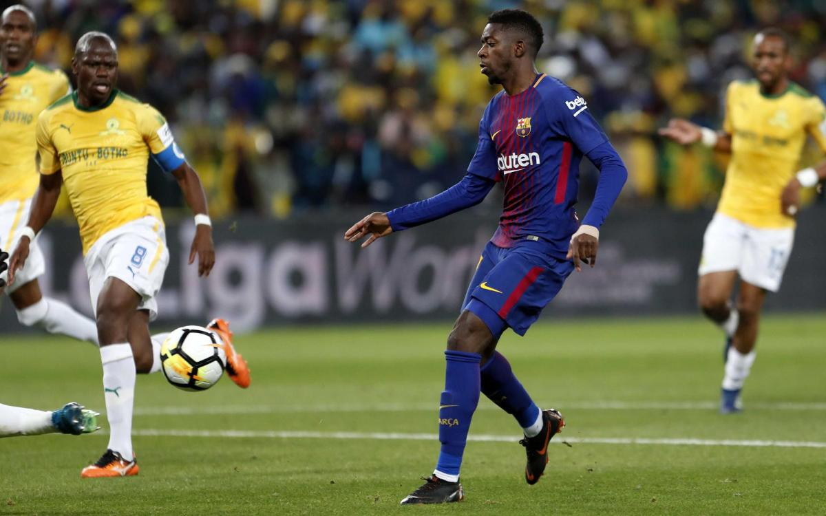 HIGHLIGHTS: Sundowns vs FC Barcelona