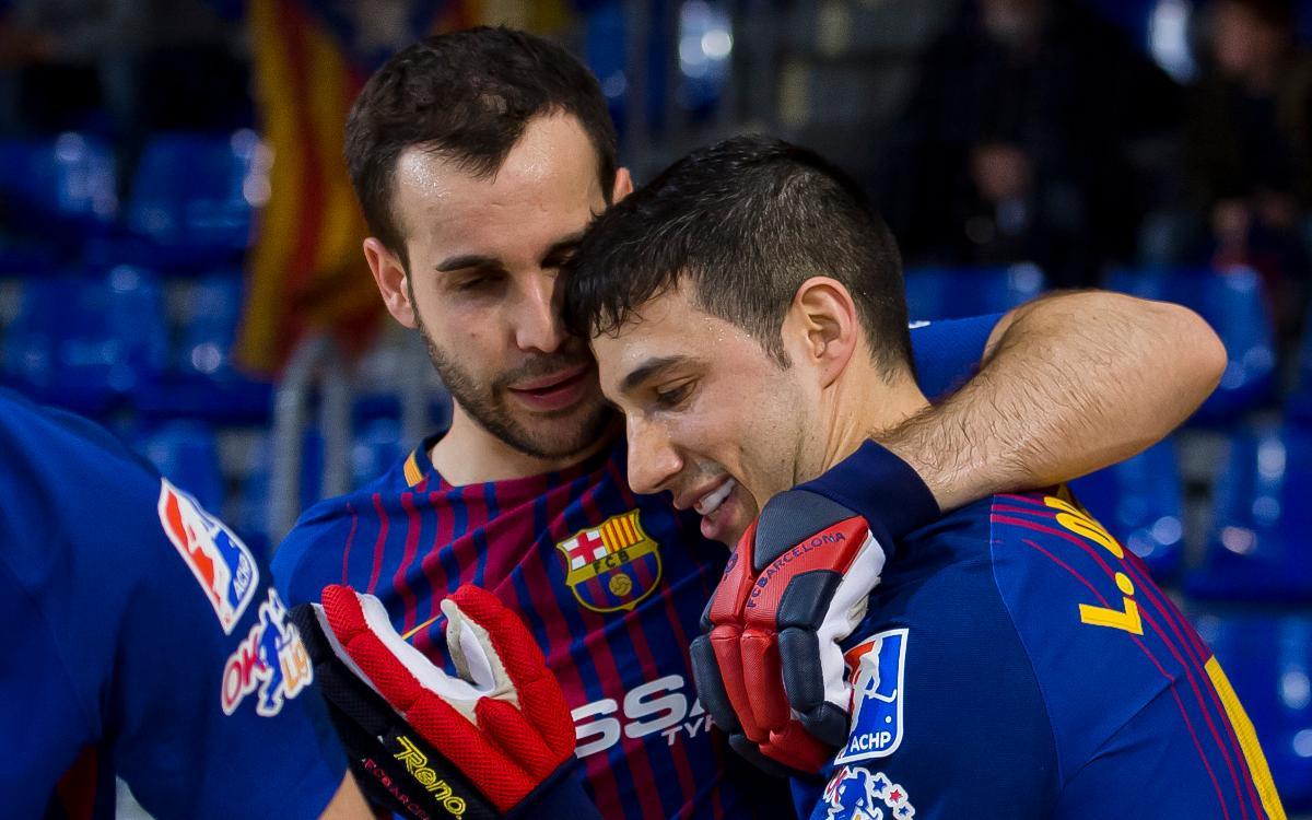 Barça Lassa – Voltregà: Comiats i celebracions en l'últim duel al Palau!