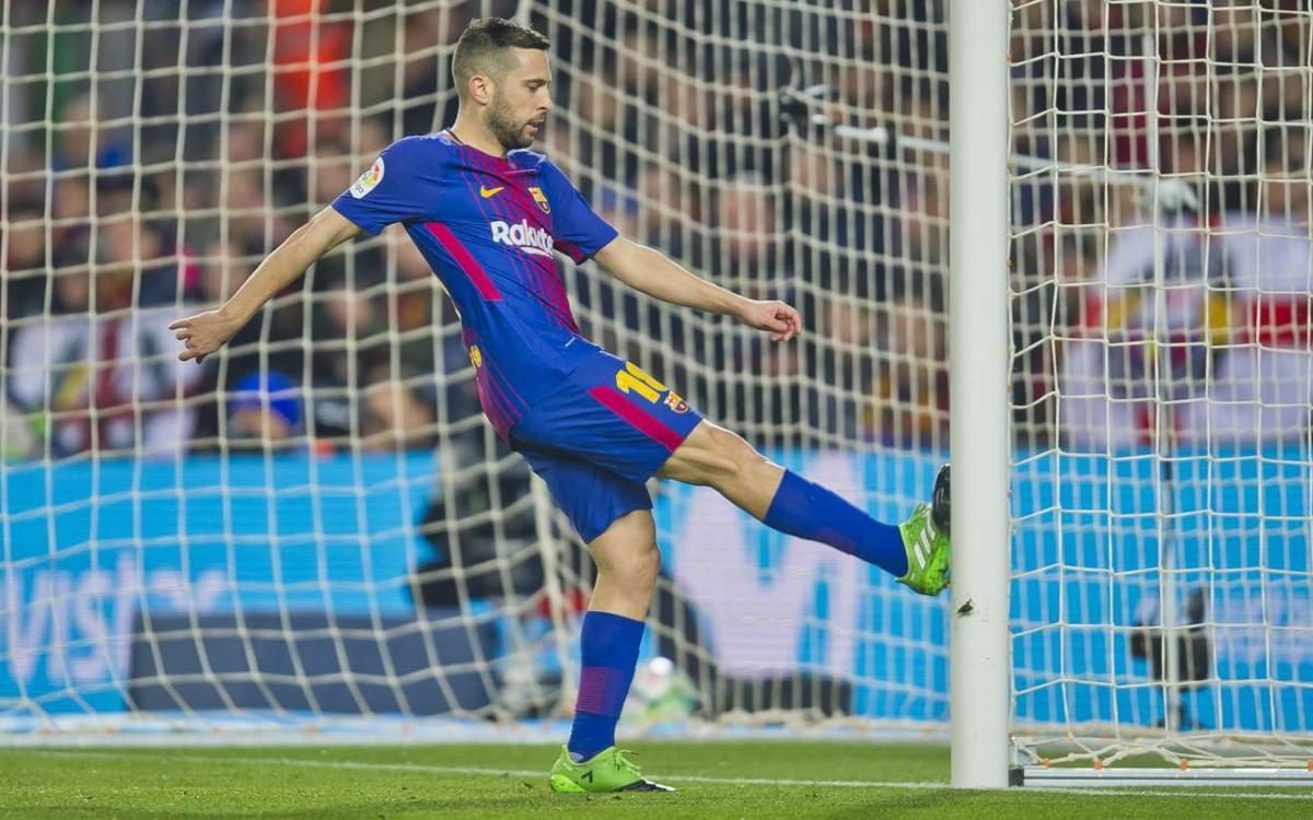 Vidéo - Tous les poteaux de la saison du FC Barcelone