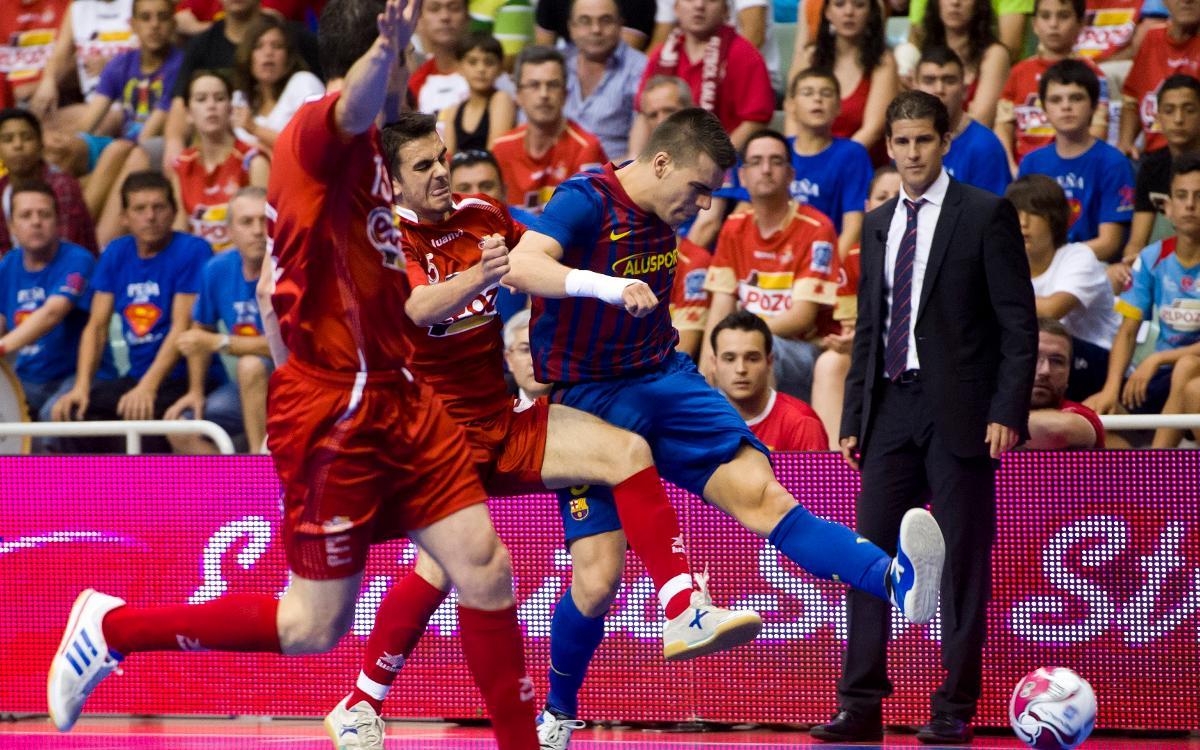Barça Lassa-ElPozo: Un clásico del play-off