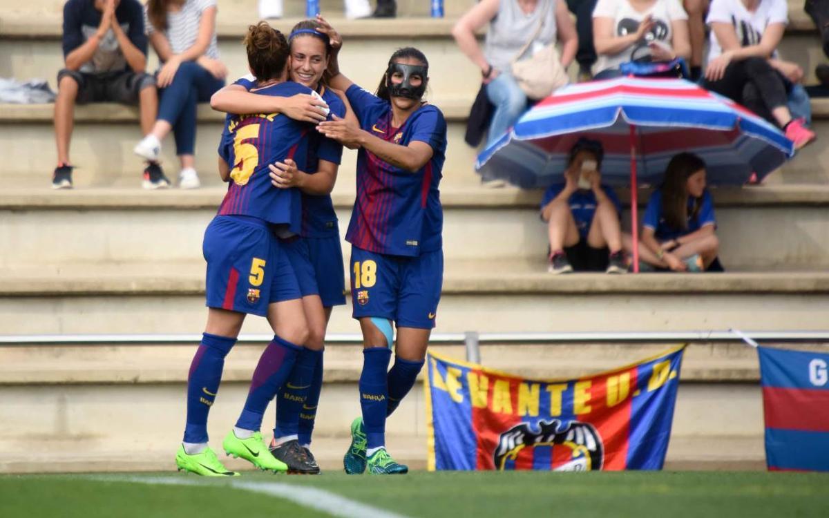 Levante UD - FC Barcelona Femenino (previa): Una reafirmación