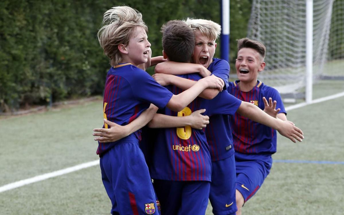 VIDEO: Top 5 La Masia goals from May 19-20, 2018