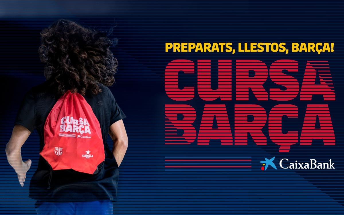 Els participants a la Cursa Barça 2018 rebran una bossa del corredor plena de regals i descomptes