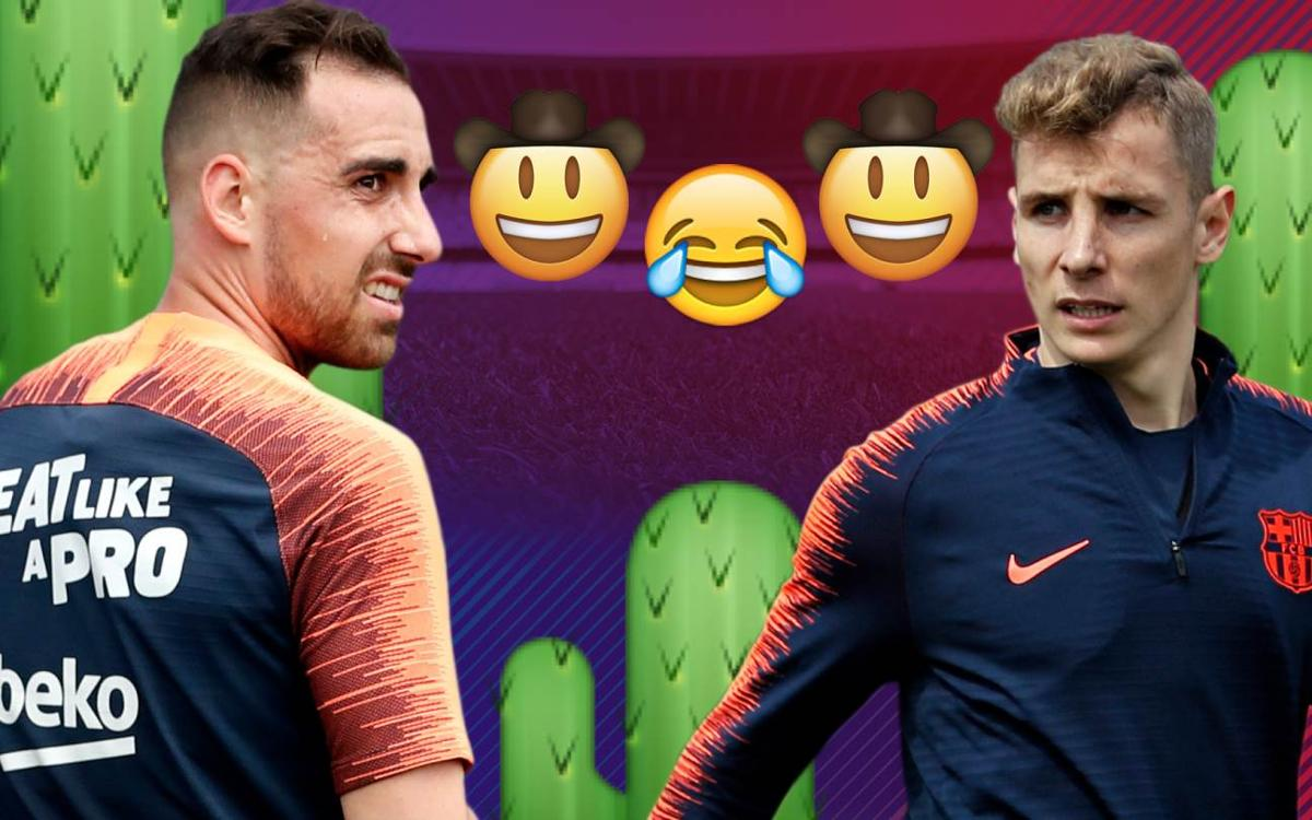 Digne against Alcácer: Who wins?