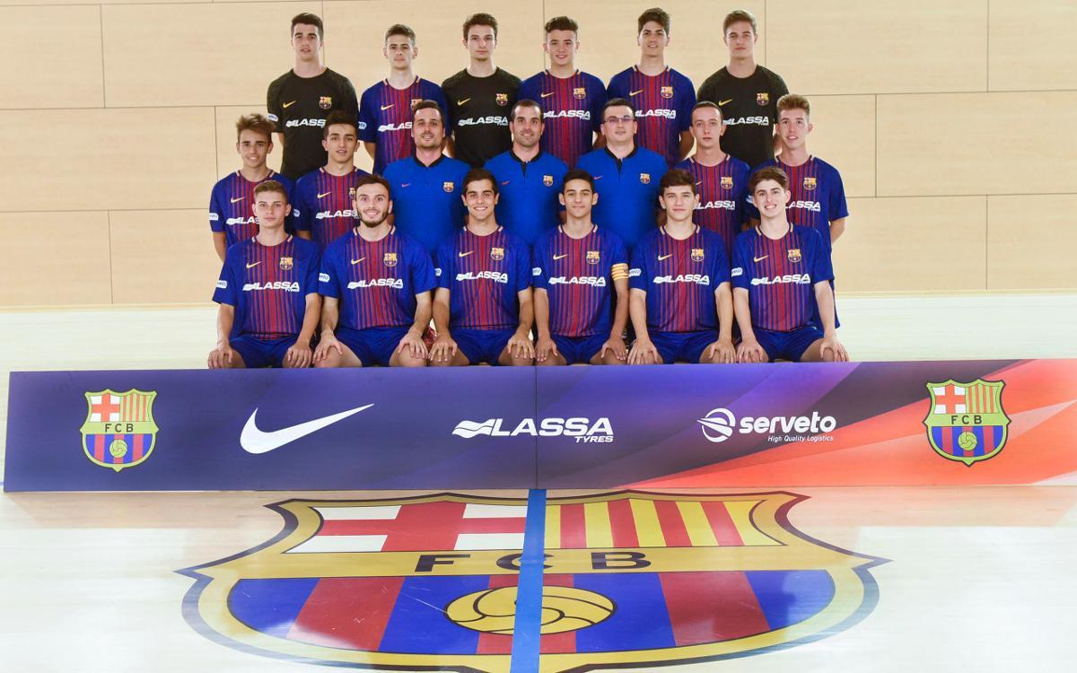 El juvenil a la fase final de la Copa de España