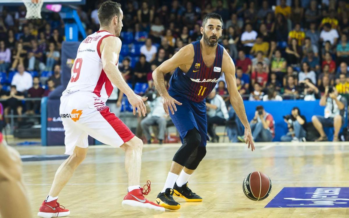 Consulta els horaris de les semifinals contra Baskonia