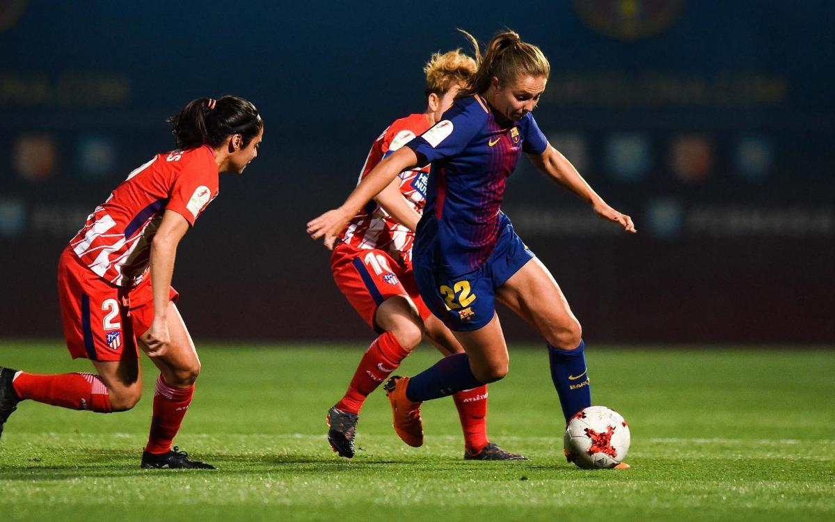 FC Barcelona Femení – Atlètic de Madrid (prèvia): El duel final