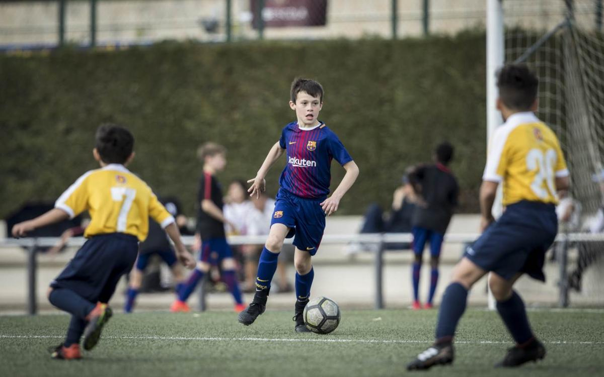 The registration period is now open for FCBEscola access tryouts for the 2018/19 season