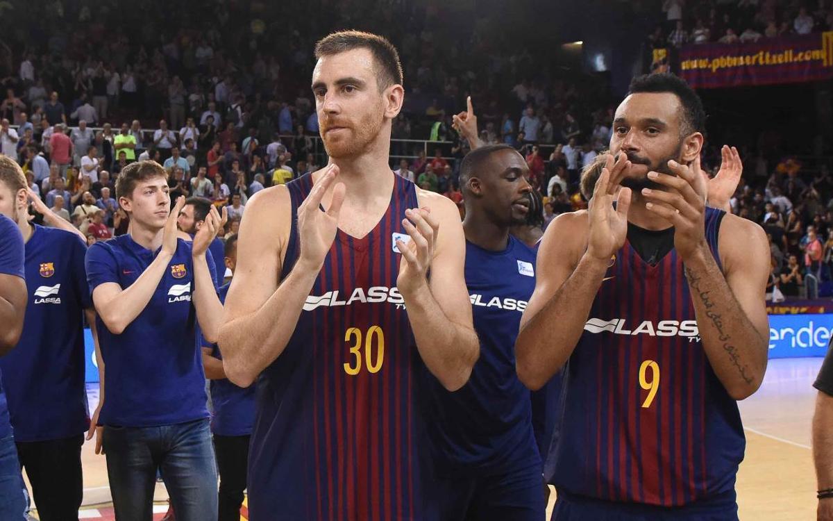 FC Barcelona Lassa - MoraBanc Andorra: Into the semifinals (91-71)
