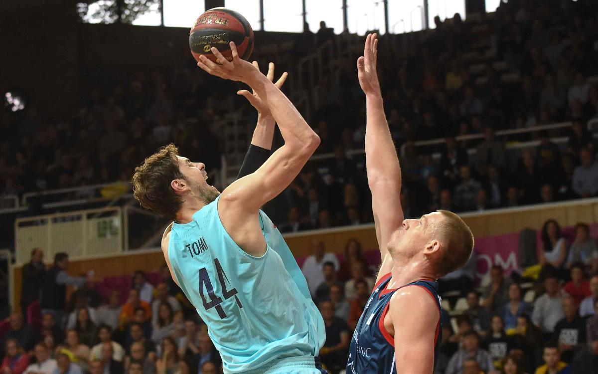 MoraBanc Andorra - Barça Lassa: El Palau decidirá la serie (81-85)
