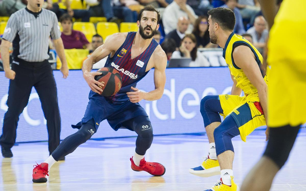 MoraBanc Andorra – FC Barcelona Lassa. Sense marge d'error