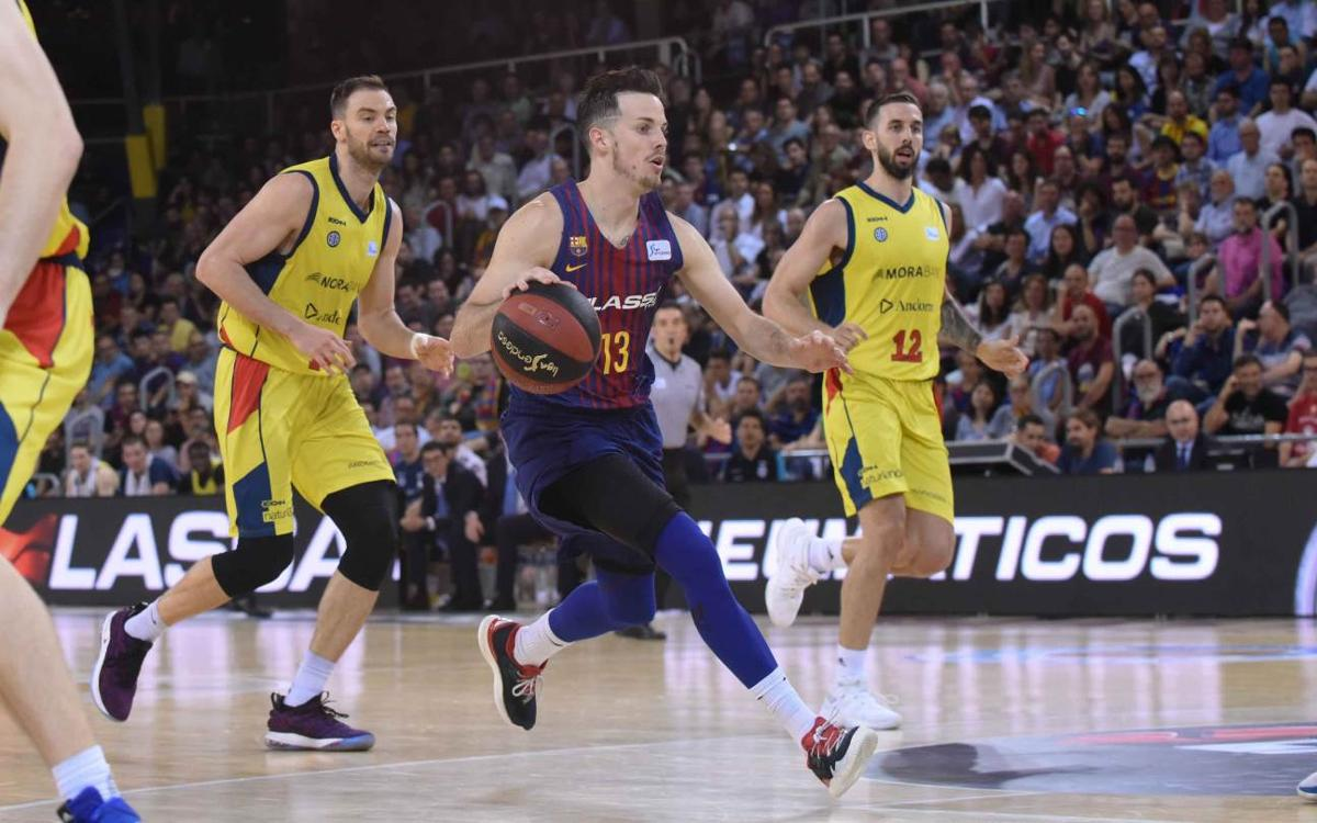 Kirolbet Baskonia – FC Barcelona Lassa: Segundo asalto en el Buesa Arena