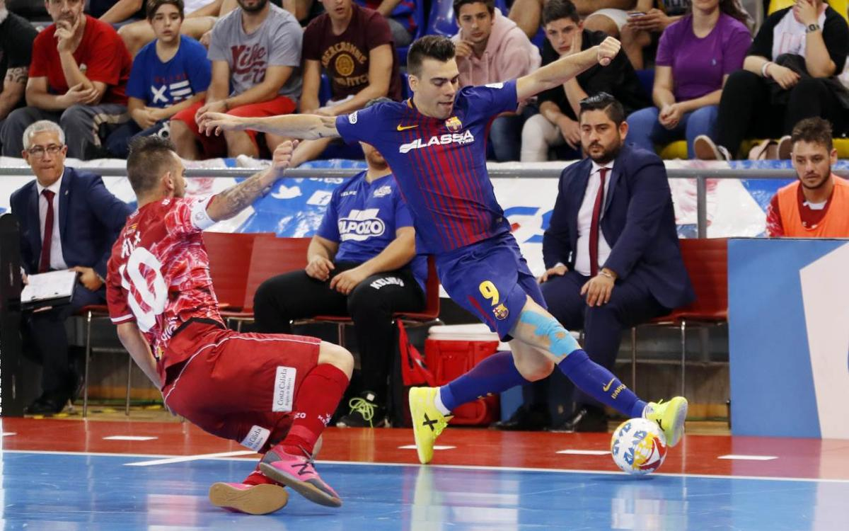 ElPozo Murcia - Barça Lassa: ¡Objetivo doble al alcance!