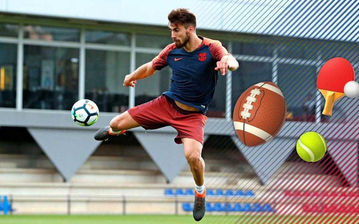 Secret Box: El reto de André Gomes