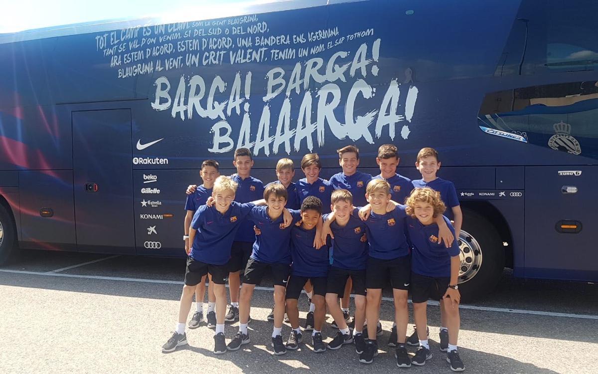 El Barça defensa el títol a LaLiga Promises
