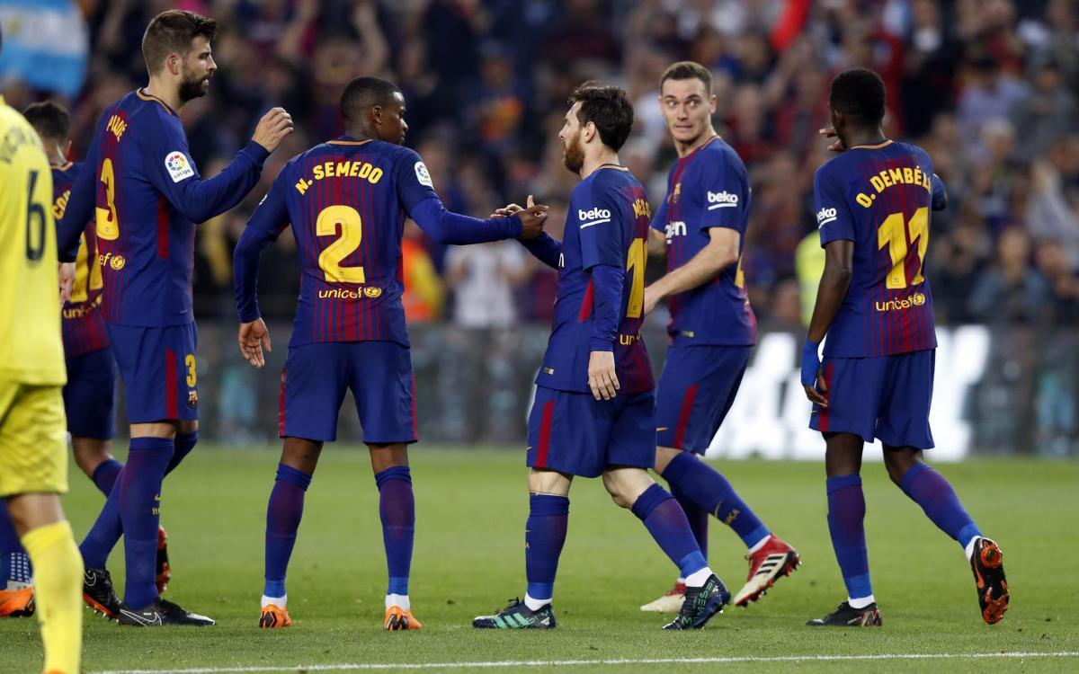 20 partidos invictos ante el Villarreal