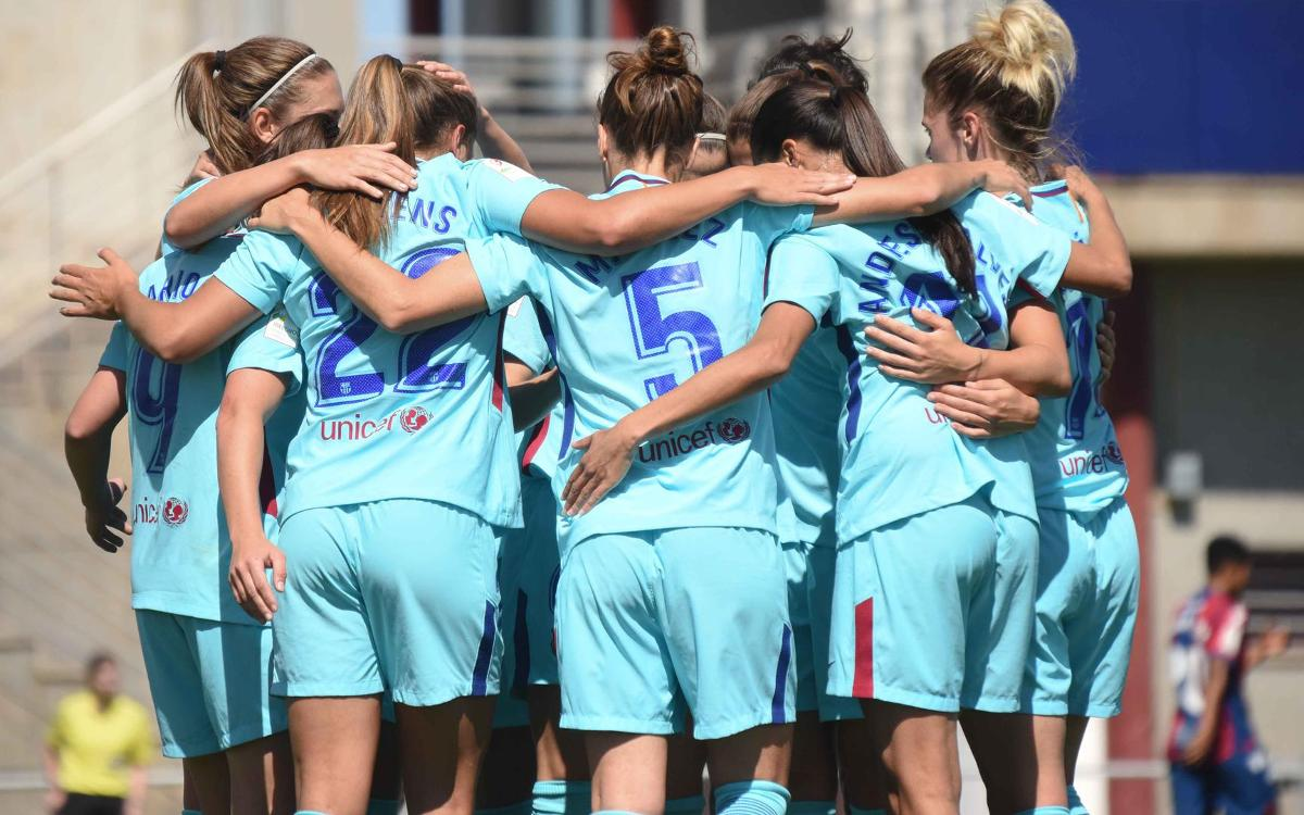 Levante UD Women v Barça Women: Competing until the end (0-5)