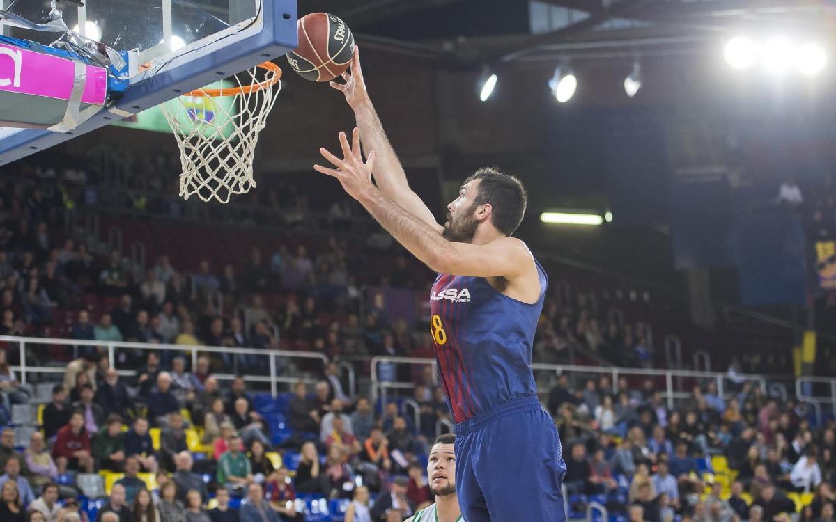 FC Barcelona Lassa 121-56 Betis: All-time record victory
