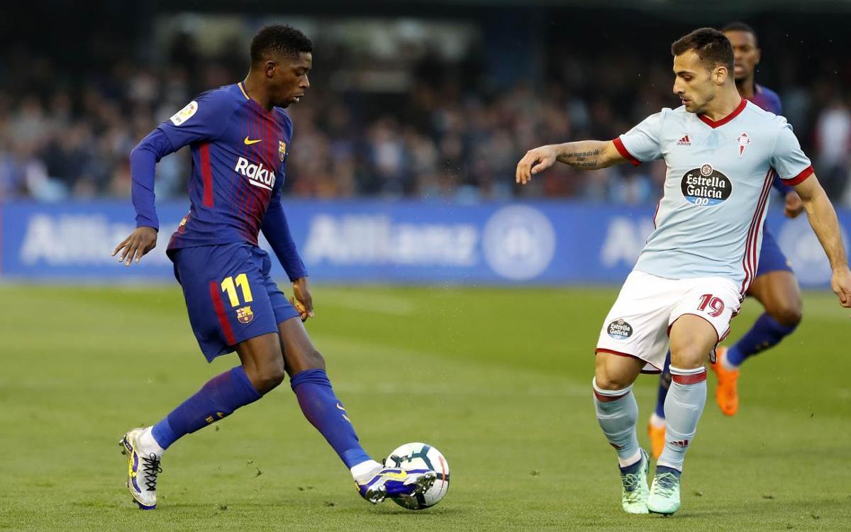 Vidéo | Chronique : Celta Vigo – FC Barcelone : À 6 points du titre ! (2-2)