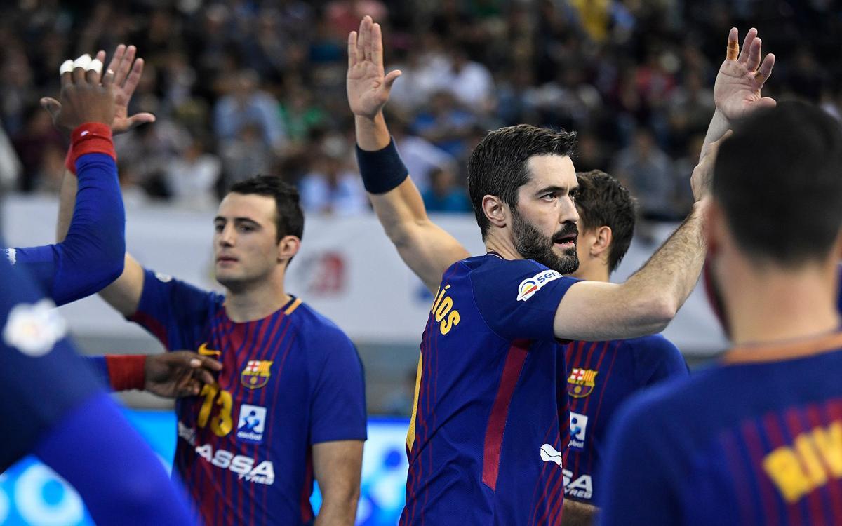 Barça Lassa – Ángel Ximénez Avia Puente Genil: Recuperar-se per lluitar a les semis