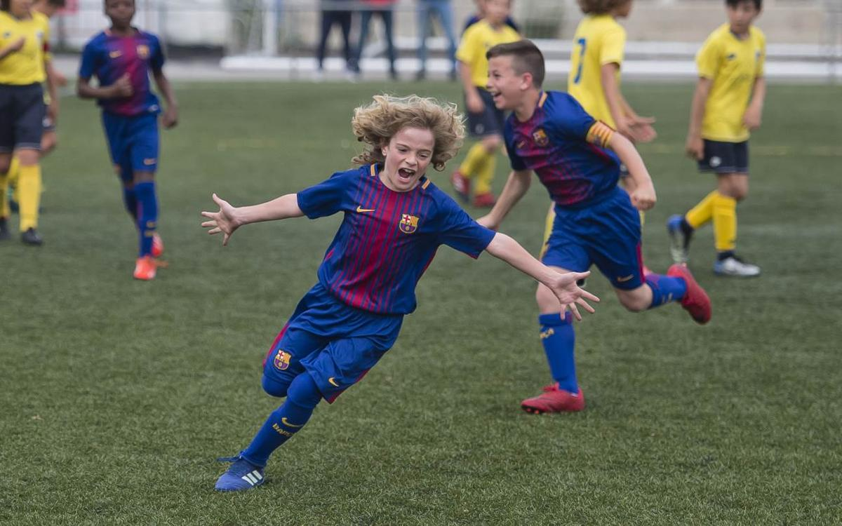 VIDEO: Top 5 La Masia goals from May 5-6, 2018