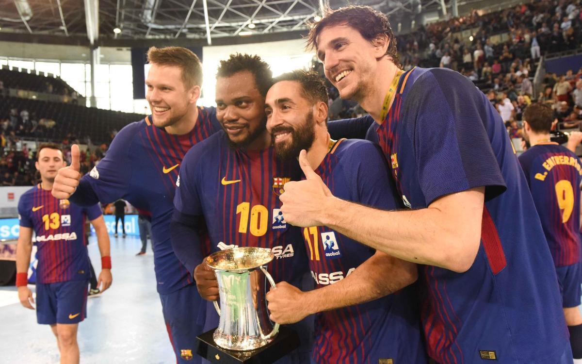 """Viran Morros: """"Aquesta Copa ha estat especial per a mi"""""""