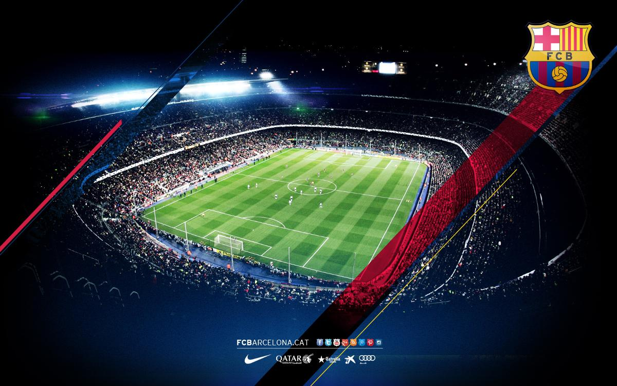 Camp Nou Fc Barcelona Official Channel