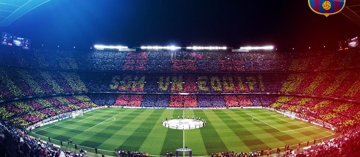 A New Camp Nou