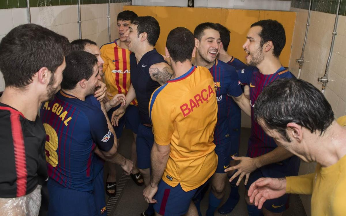 El Barça Lassa, campió de l'OK Lliga per 29a vegada!