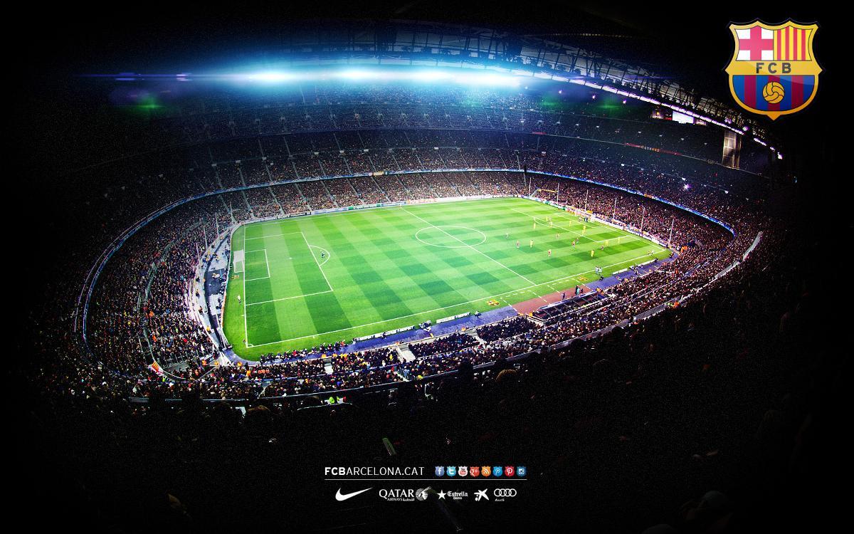 Camp Nou Fc Barcelona Official Channel