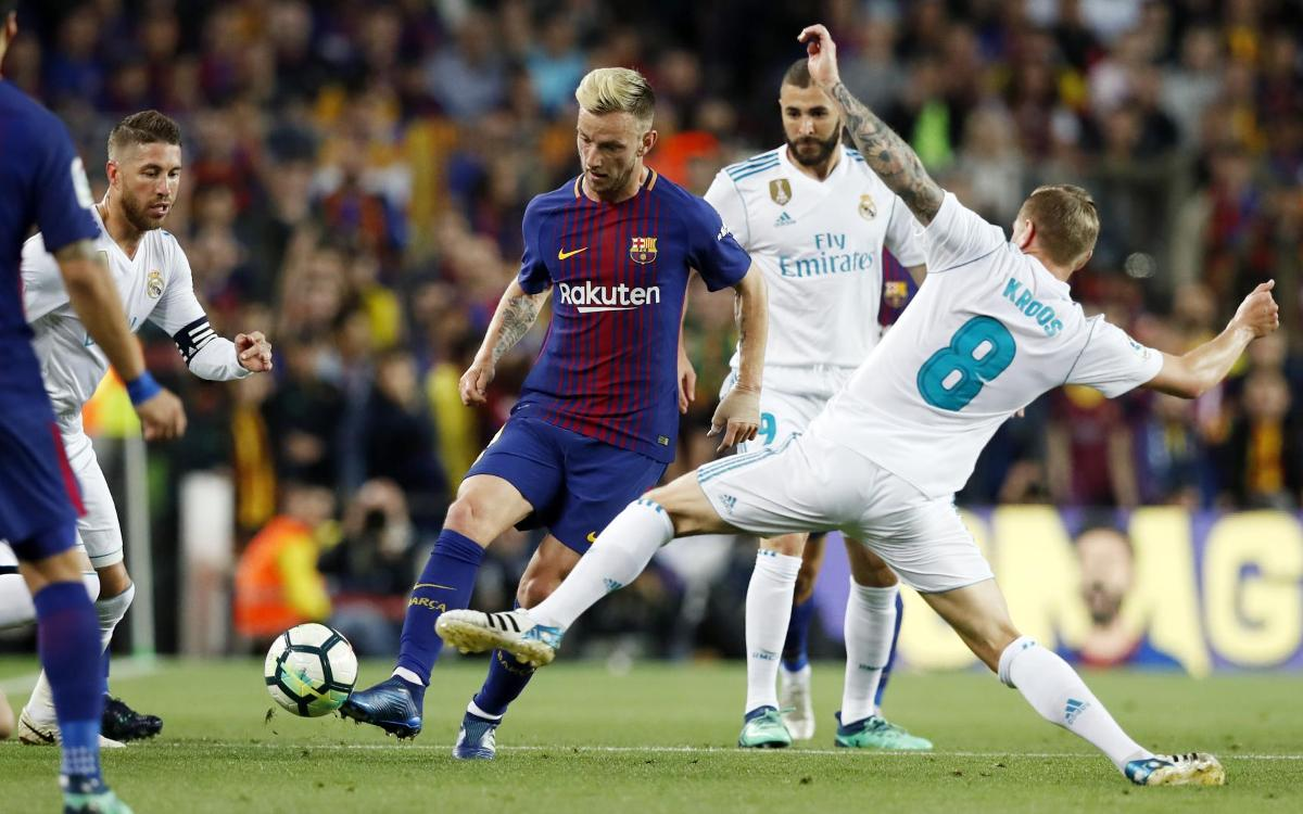 First Clásico of 2018/19: Sunday 28 October at 4.15pm CET