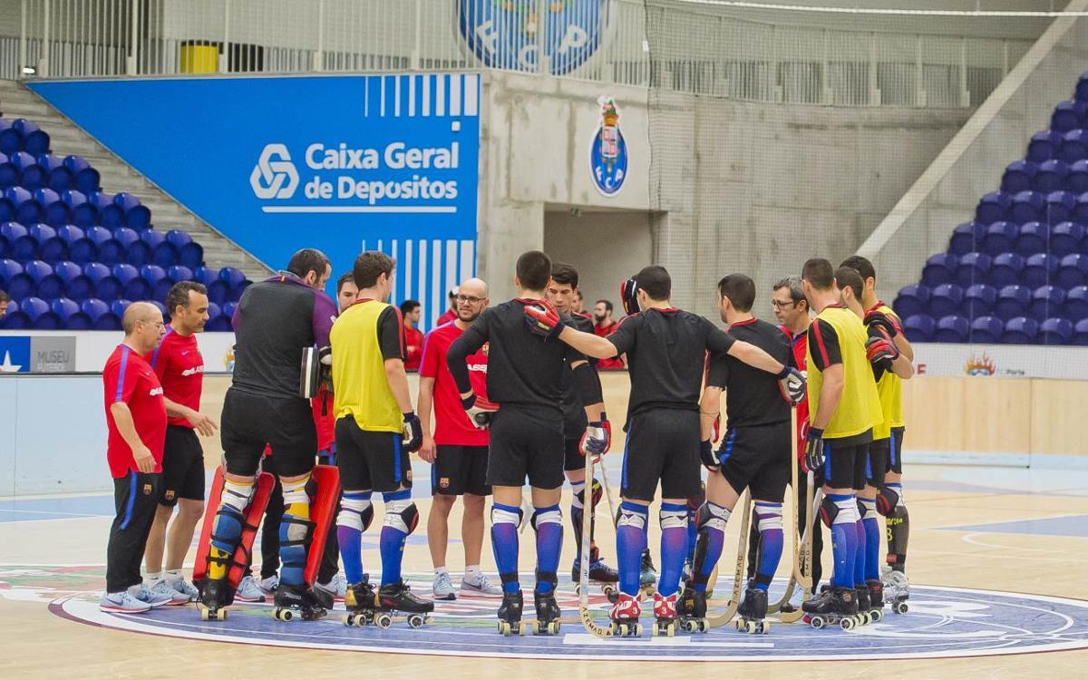 Reus Deportiu - Barça Lassa: Duelo de altura contra el vigente campeón