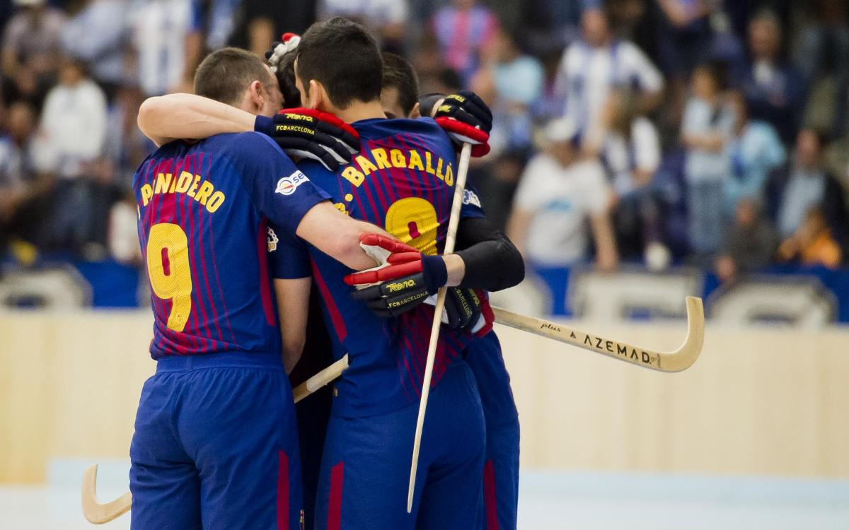 Barça Lassa v Porto: Europe is blaugrana again! (4-2)