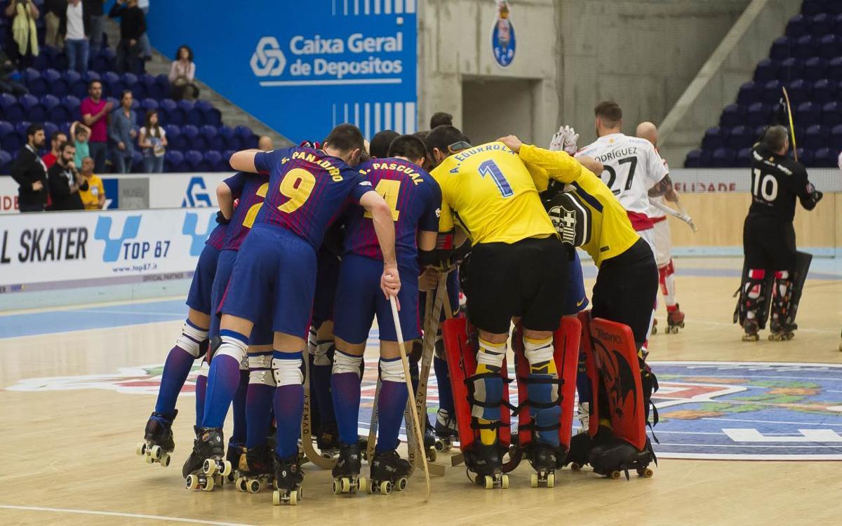 Barça Lassa - Porto: A un pas de la glòria europea