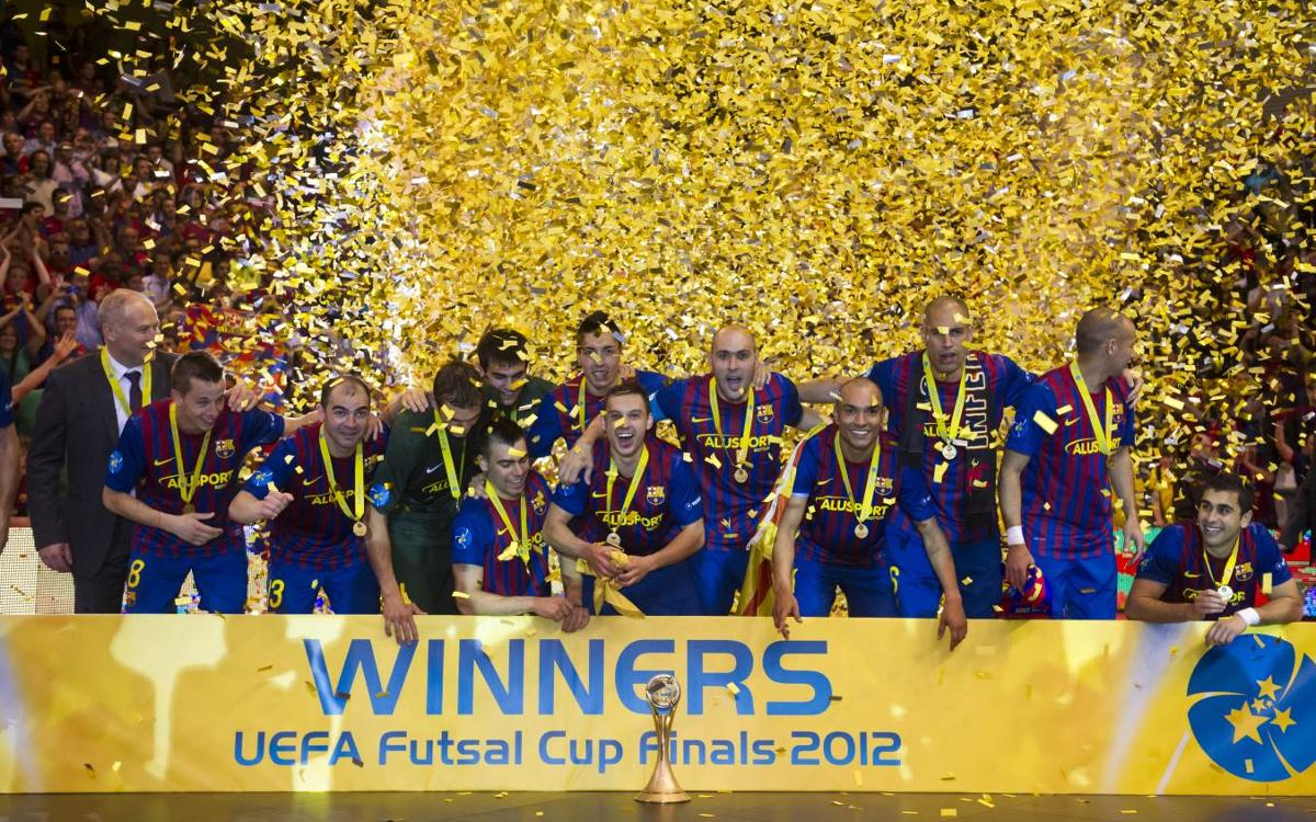 Futsal. European Champions 2011/12