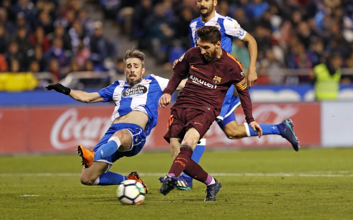 Vidéo | Leo Messi :